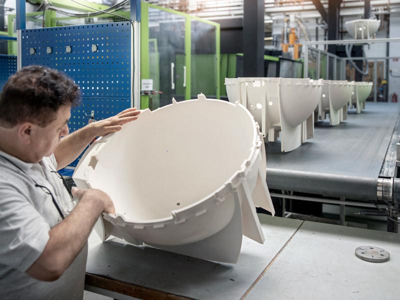 Fried Kunststofftechnik entwickelt kundenspezifische Lösungen aus Kunststoff