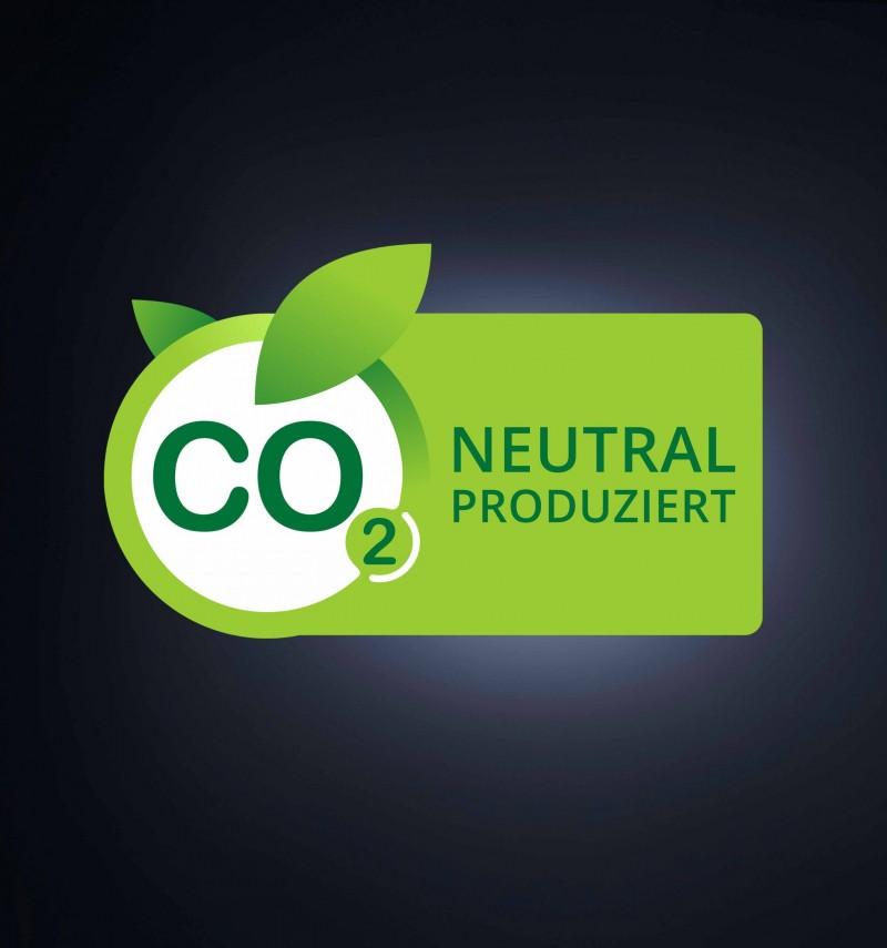 CO2 neutrale Produktion