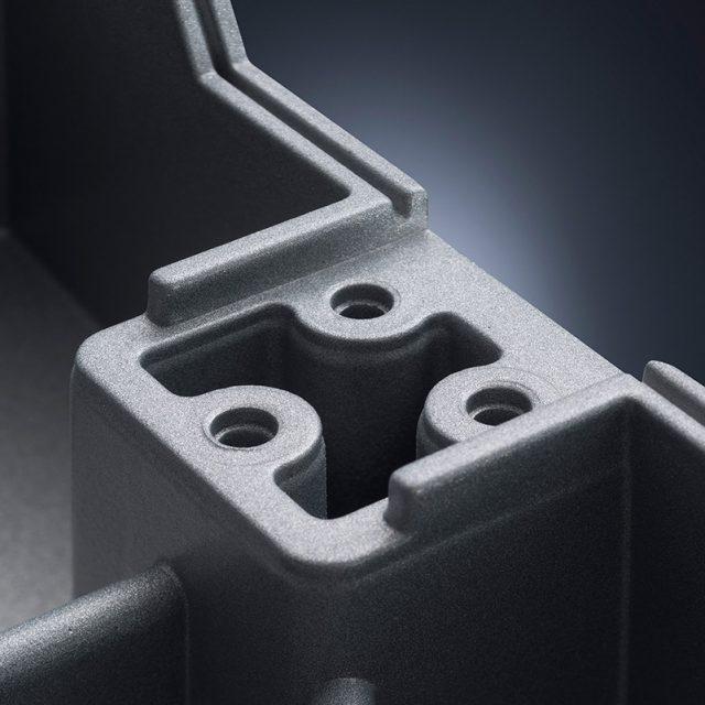 Hochfeste Bauteile mit Thermoplast-Schaumspritzgießen
