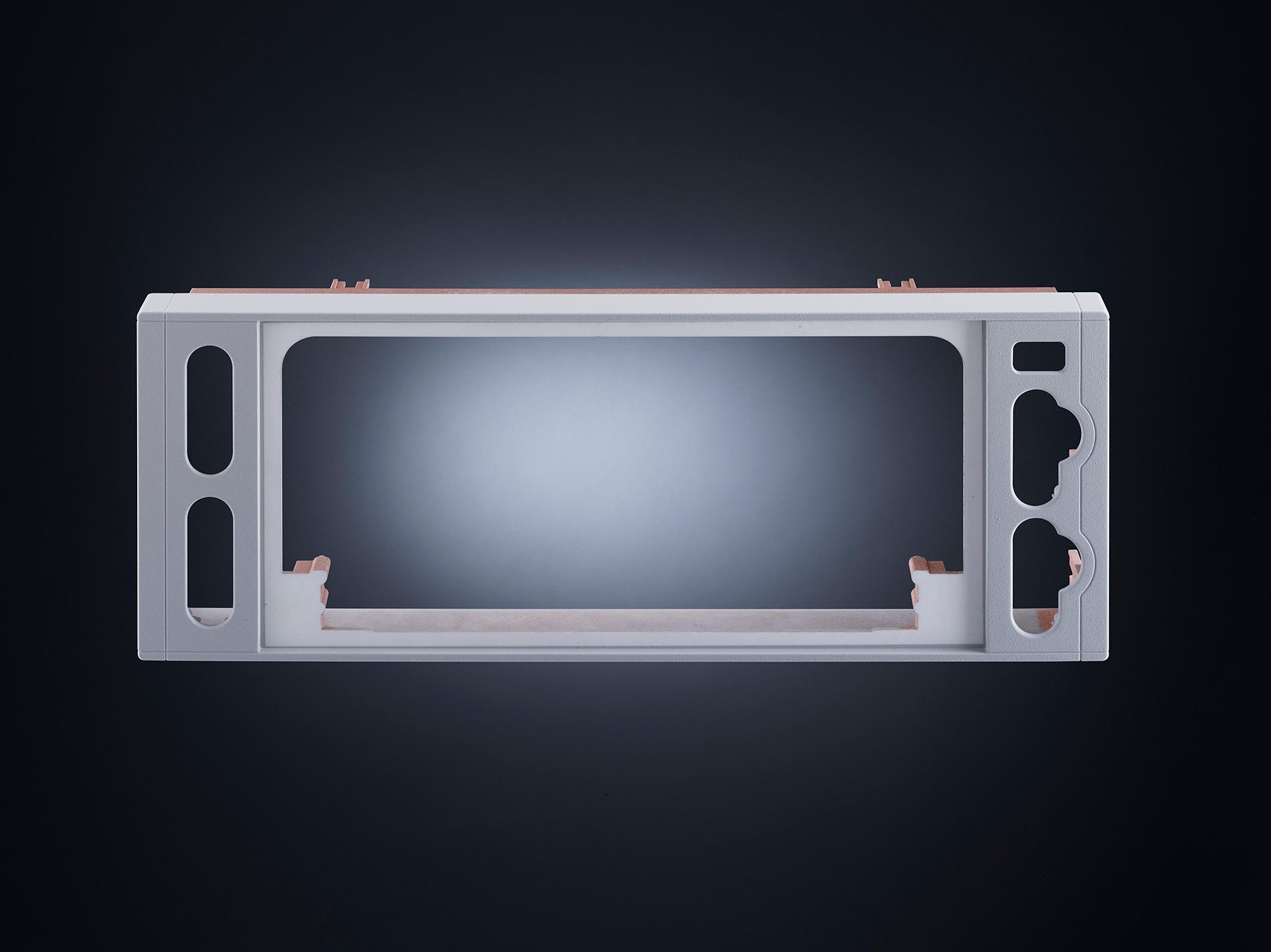 Fried Kunststofftechnik stellt Kunststoffteile für die Elektrochirurgie her.