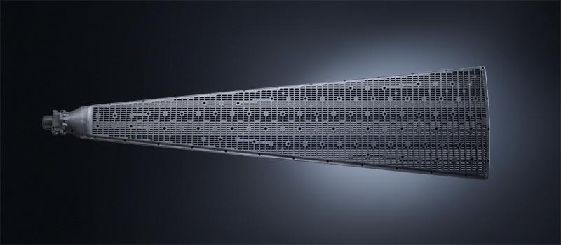 Fried Kunststofftechnik fertigt Industrielle Großfilter mit einer Bauteilgröße von bis zu zwei Meter und und einem Bauteilverbund aus zwei Bauteilen