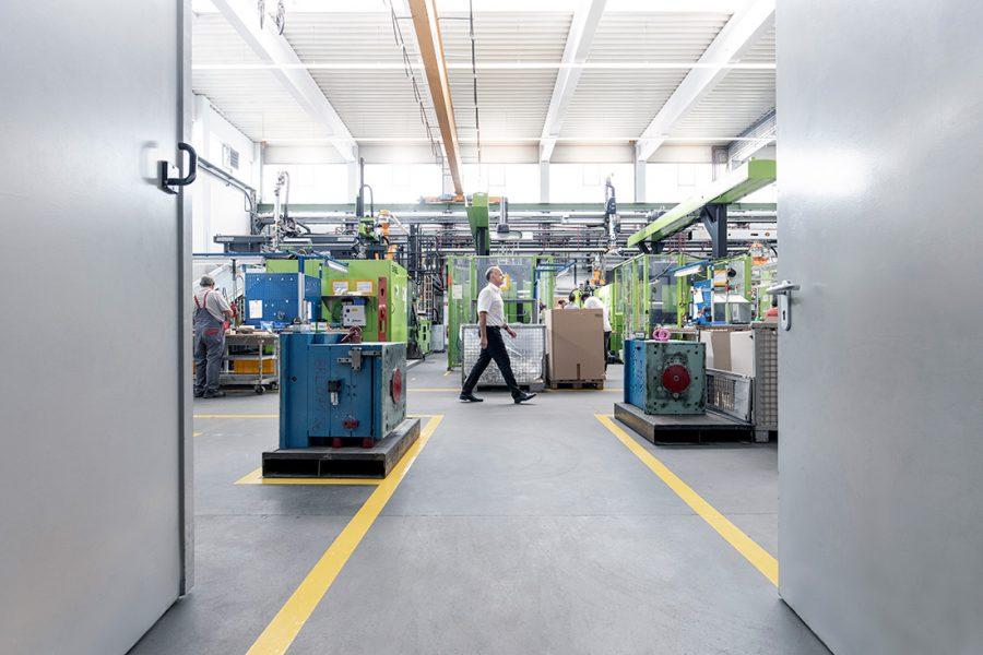 Industrie 4.0, Digitalisierung und Automatisierung