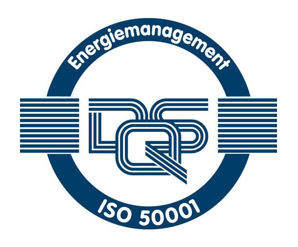 Fried Kunststofftechnik Zertifizierung für Energiemanagement