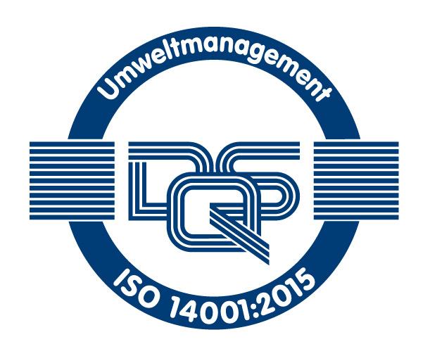 Fried Kunststofftechnik Zertifizierung für Umweltmanagement