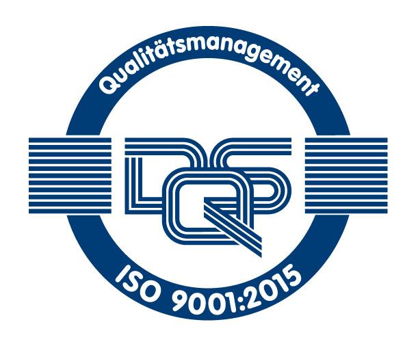 Fried Kunststofftechnik Zertifizierung für Qualitätsmanagement