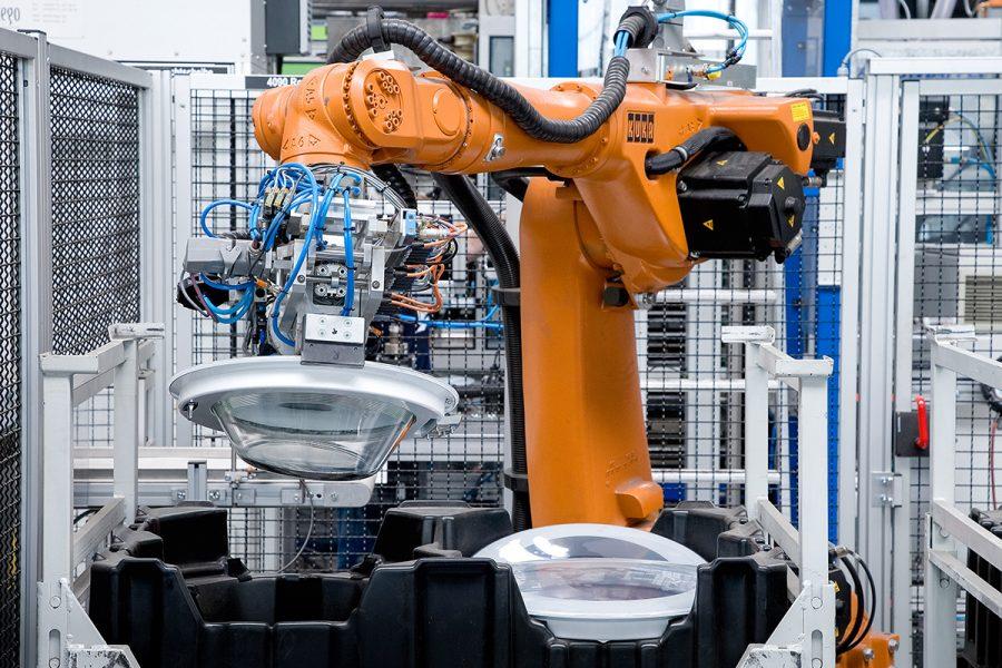 Fried Kunststofftechnik bietet automatisierte Montage