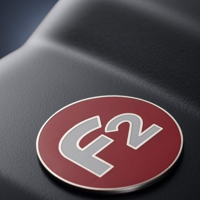Bei Fried Kunststofftechnik können die Ausstattung und die Farbe des F2 nach Kundenwunsch konfiguriert werden.