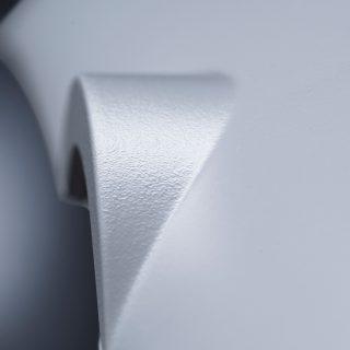 Für das 3D-Röntgengerät bietet Fried Kunststofftechnik eine Bauteilmontagen, Oberflächenveredelung sowie eine Mehrfachlackierung an.
